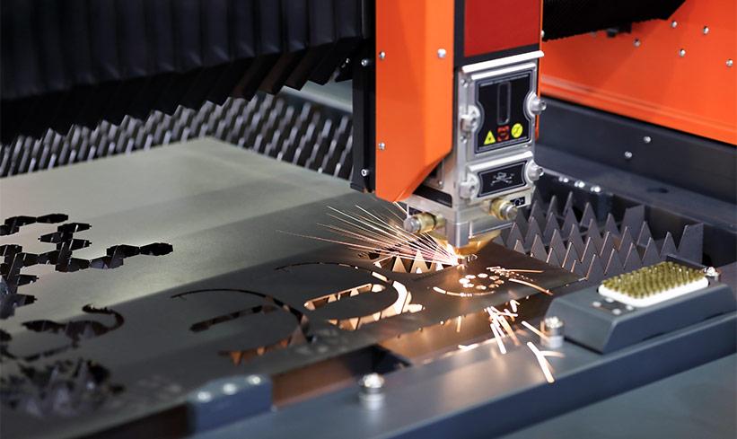 Laserschneiden mit Fasertechnologie